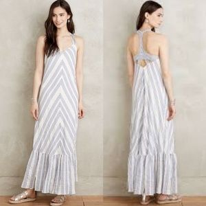 Anthropologie Holding Horses Clementine Maxi Dress
